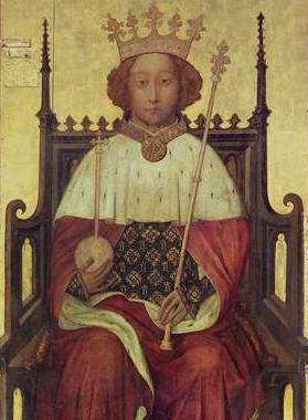 Portrait of King John circa 1620. (Credit: National Portrait Gallery, London)